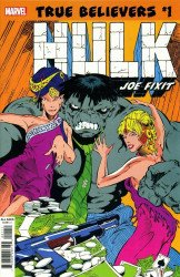 Marvel Comics's True Believers: Hulk - Joe Fixit Issue # 1