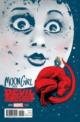 Marvel Comics's Moon Girl and Devil Dinosaur Issue # 19b