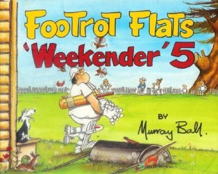 Orin Books's FooTrot Flats: Weekender Issue # 5