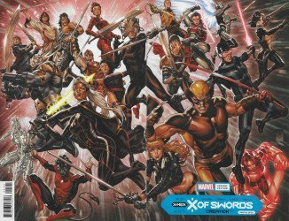 Marvel Comics's X of Swords: Creation Issue # 1i