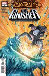 Marvel Comics's War of the Realms: Punisher Issue # 1