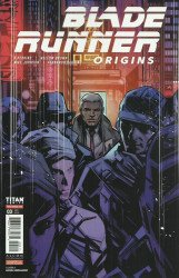 Titan Comics's Blade Runner: Origins Issue # 3