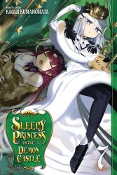 Viz Media's Sleepy Princess in the Demon Castle Soft Cover # 7