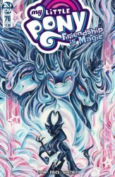 IDW Publishing's My Little Pony: Friendship is Magic Issue # 76b