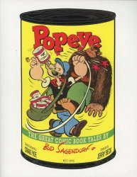 IDW Publishing's Popeye: Great Comic Book Tales by Bud Sagendorf TPB # 1