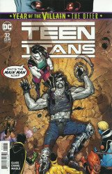 DC Comics's Teen Titans Issue # 32