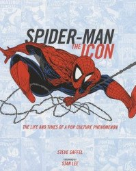 Titan Books's Spider-Man: The Icon Hard Cover # 1b