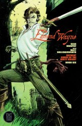 DC Black Label's Batman: Curse of the White Knight Issue # 6b
