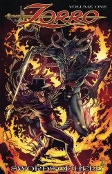 American Mythology's Zorro: Swords of Hell TPB # 1