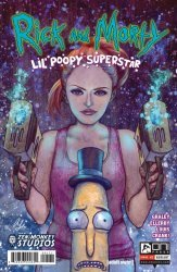 Oni Press's Rick and Morty: Lil' Poopy Superstar Issue # 1g