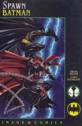 Image Comics's Spawn / Batman Issue # 1