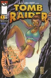 Top Cow's Tomb Raider Issue # 1e3 convention
