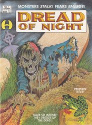 Hamilton Comics's Dread of Night Issue # 1