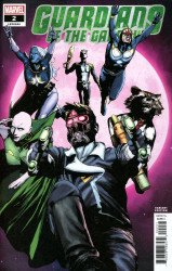 Marvel Comics's Guardians of the Galaxy Issue # 2c