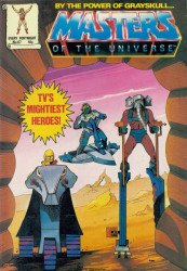 London Editions Magazines's Masters of the Universe Issue # 67