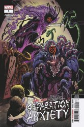 Marvel Comics's Absolute Carnage: Separation Anxiety Issue # 1 - 2nd print