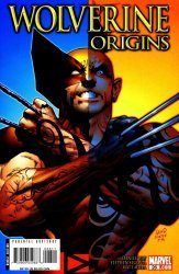 Marvel Comics's Wolverine: Origins Issue # 26