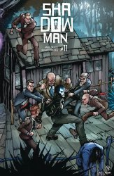 Valiant Entertainment's Shadowman Issue # 11d