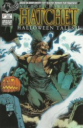 Allied American Artists's Victor Crowley's Hatchet: Halloween Tales II Issue # 1