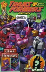 Fun Publications's Transformers: Timelines Issue # 5b