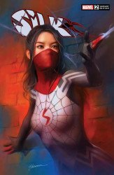 Marvel Comics's Silk Issue # 2c