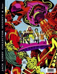 TwoMorrows Publishing's The Jack Kirby Collector Issue # 70