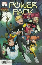 Marvel Comics's Power Pack Issue # 1d