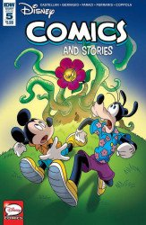 IDW Publishing's Disney Comics & Stories Issue # 5