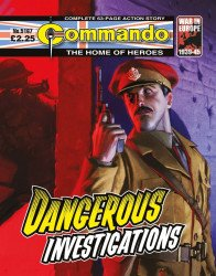 D.C. Thomson & Co.'s Commando: For Action and Adventure Issue # 5167