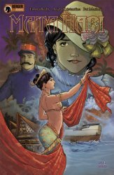 Dark Horse Comics's Mata Hari Issue # 2