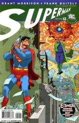 DC Comics's All-Star Superman Issue # 12