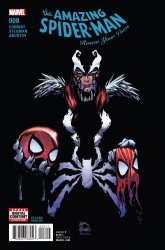 Marvel Comics's The Amazing Spider-Man: Renew Your Vows Issue # 8 - 2nd print