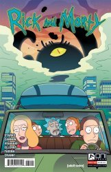 Oni Press's Rick and Morty Issue # 31