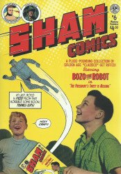 Source Point Press's Sham Issue # 6