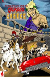 Gryphon Knights's Greasers In Greece Soft Cover # 1