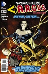 DC Comics's Forever Evil: A.R.G.U.S. Issue # 6