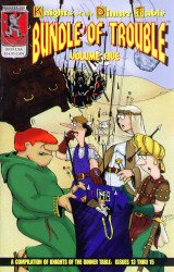 Kenzer & Company's Knights of the Dinner Table: Bundle of Trouble TPB # 5 - 2nd print