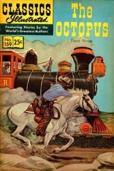 Gilberton Publications's Classics Illustrated #159: The Octopus Issue # 3
