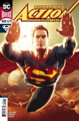 DC Comics's Action Comics Issue # 999b
