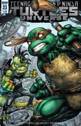 IDW Publishing's Teenage Mutant Ninja Turtles Universe Issue # 23