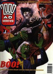 Fleetway (AP/IPC)'s 2000 AD: Winter Special Issue # 1994