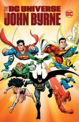 DC Comics's DC Universe: By John Byrne  Hard Cover # 1