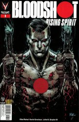 Valiant Entertainment's Bloodshot: Rising Spirit Issue # 8d