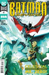 DC Comics's Batman Beyond Issue # 47
