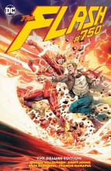 DC Comics's Flash Issue # 750hc