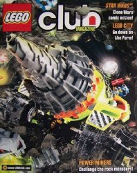 LEGO Systems's LEGO Club Magazine Issue mar/apr 2009
