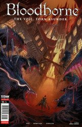 Titan Comics's Bloodborne Issue # 15