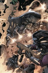 BOOM! Studios's Kong on the Planet of the Apes Issue # 6b