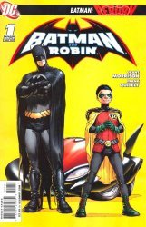 DC Comics's Batman and Robin Issue # 1
