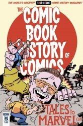 IDW Publishing's Comic Book History of Comics Issue # 5